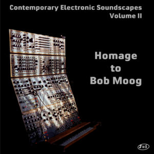 CES Volume II Homage to Bob Moog cover front 1425x1425