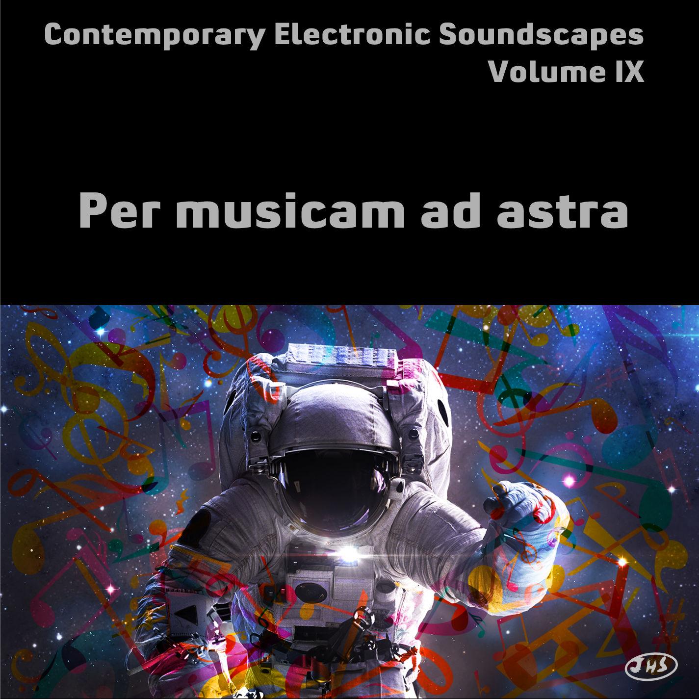 CES Volume IX Per musicam ad astra cover front 1425x1425