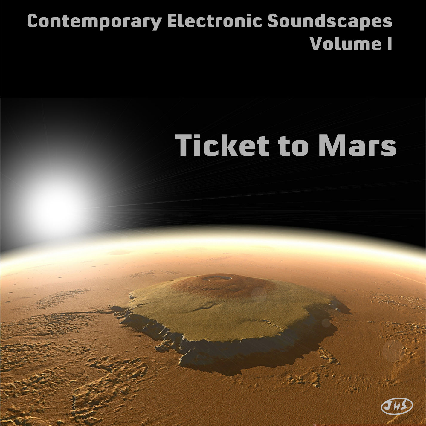 CES Volume I Ticket to Mars okładka przód 1425x1425