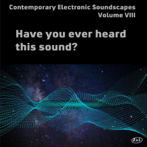 CES Volume VIII Have you ever heard this sound? cover front 1425x1425
