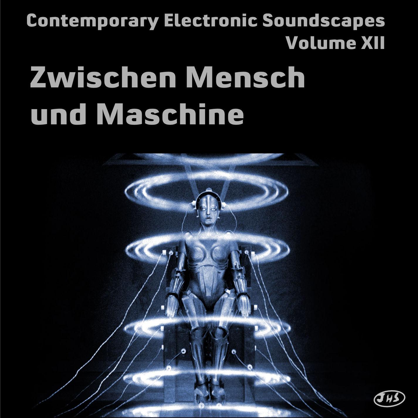 CES Volume IX Zwischen Mensch und Maschine cover front 1425x1425