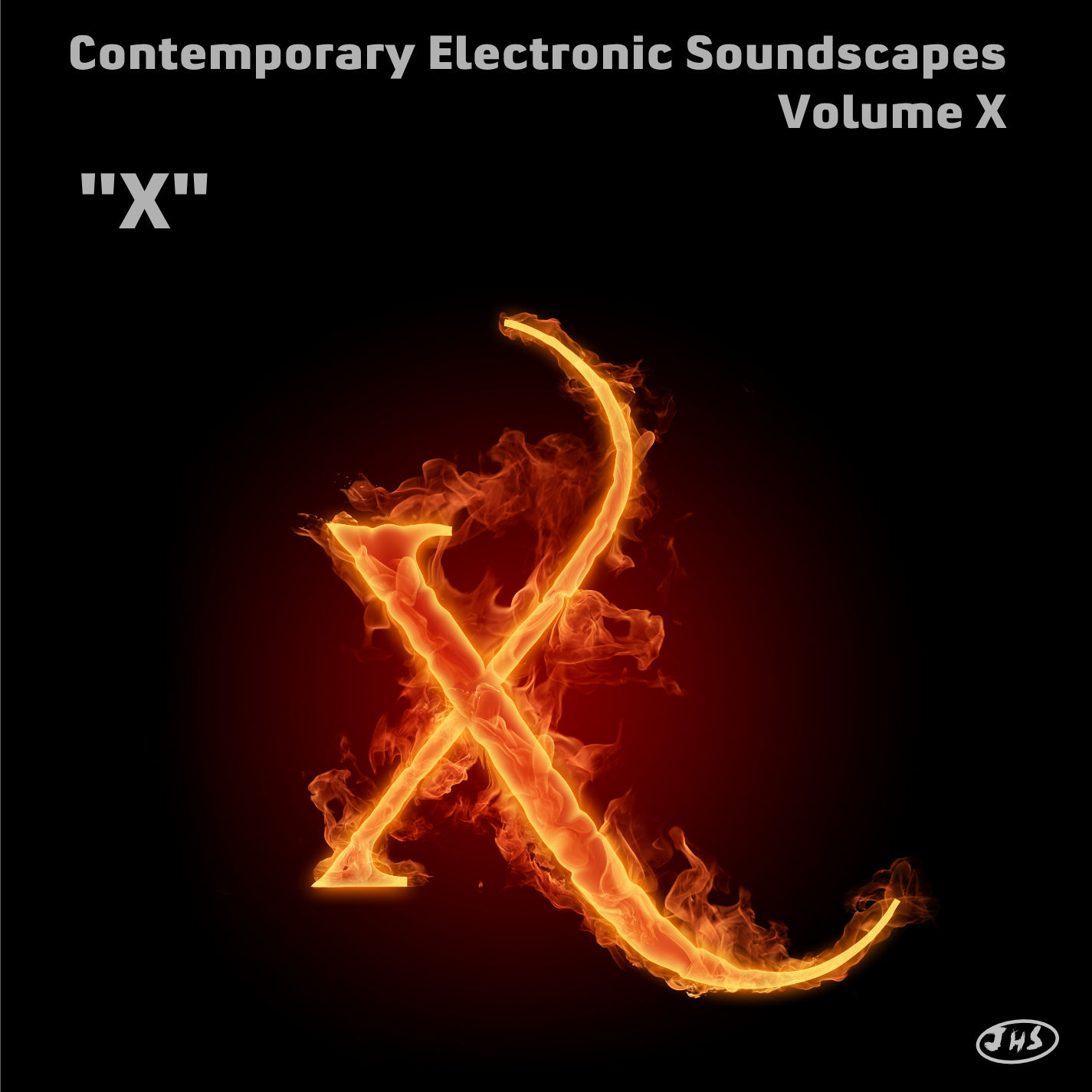 """CES Volume IX """"X"""" cover front 1425x1425"""